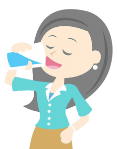 a3e00584ee4f19043332622f69981356_royalty-free-woman-drinking-water-glass-clip-art-vector-images-_481-612