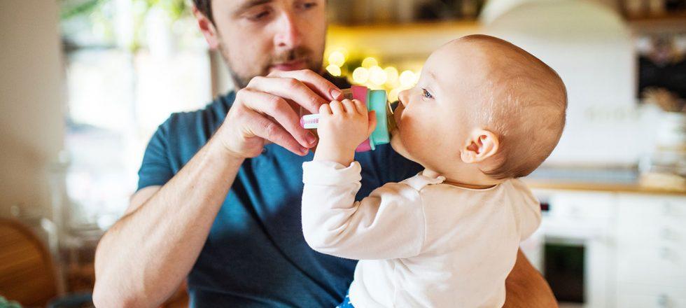Qual è l'acqua giusta per un bambino piccolo?